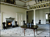 Dumfries House interior - Picture Christie's Copyright