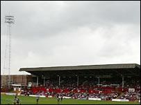 Millmoor Stadium