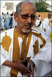 Mauritanian president Abdallahi