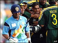 India v Pakistan and the 2003 World Cup
