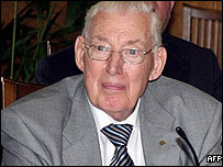 Ian Paisley in real life