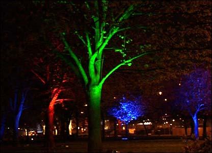 Parkland off Albert Street in Digbeth