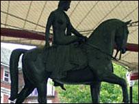 Coventry's Godiva statue