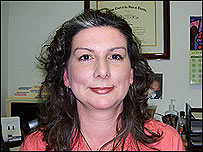 Rosalind Matos, abogada de la Unión Americana de Libertades Civiles