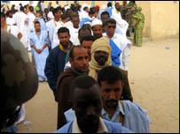 الانتخابات الرئاسية الموريتانية