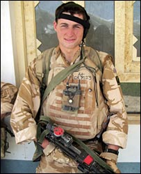 Private Chris Gray