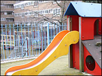 Playground slide [file picture]