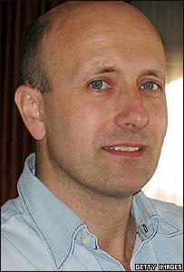 Alan Johnston, corresponsal de la BBC en Gaza