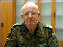 Lt Col Reiner Grossmann