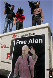 Campaña para la liberación de Alan Johnston
