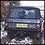 The Range Rover in Rettendon