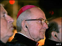 Monsignor Antonio Franco