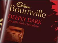 Chocolate Cadbury.