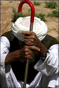 Afghanistan old man