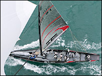 America's Cup holders Alinghi