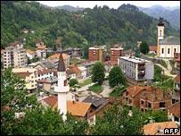 Srebrenica file photo