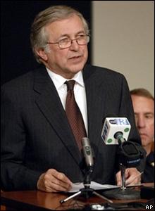 Virginia Tech President Charles W Steger