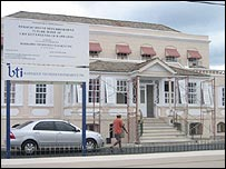 The official head-quarters of Cricket Legends of Barbados