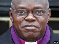 Archbishop of York John Sentamu
