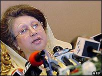 Khaleda Zia