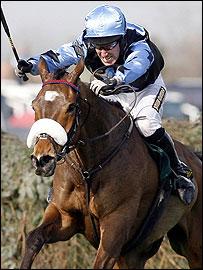Grand National winner Silver Birch