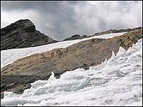 Glaciar Pastoruri en Huaraz