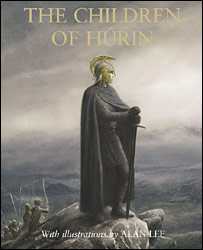 The Children of Hurin front cover courtesy of HarperCollins