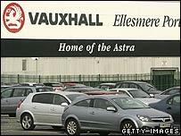 Vauxhall, Ellesmere Port