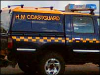 Coastguard car