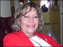 Rosa Kase, presidenta de la Coalición Hispana