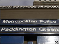 Paddington Green Police Station