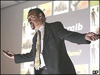 Prof Phil Zimbardo