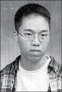 School photo of Cho Seung-hui