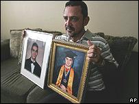 Juan Ramón Ortiz, padre de víctima de masacre en Virginia Tech.