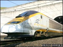 passengers from the East Midlands will be able to reach Paris in just under four hours
