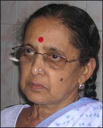 Neighbour Shobhna Bhiwandikar