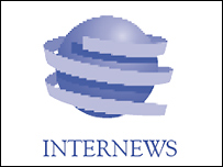 """Логотип """"Интерньюс"""""""