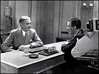 Anthony Eden at the BBC in 1951