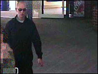 Garry Harding CCTV picture