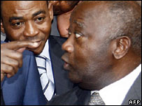 President Laurent Gbagbo