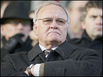 Ron Atkinson has parted company with Kettering Town