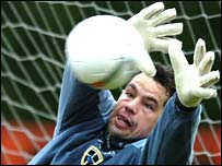 Cardiff City goalkeeper David Forde