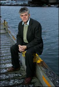 Orri Vigfusson (Image: Goldman Prize)
