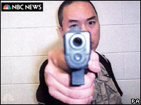 Cho Seung-hui (Foto NBC News)