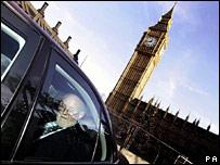 Ministerial car