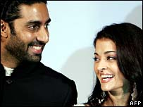 Bachchan and Rai