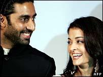 Bachchan and Rai