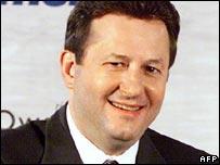 Former Qwest boss Joseph Nacchio