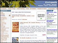 Enviropedia website