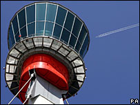 New control tower at Heathrow